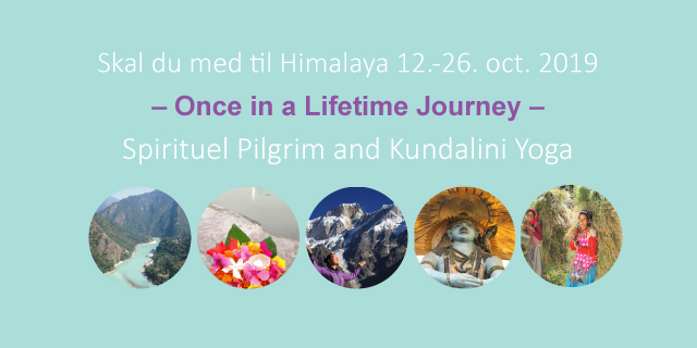 Himalaya Spiritual Pilgrim and Kundalini Yoga Journey