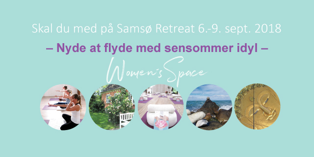 Yoga Retreat Samsoe_september 2018